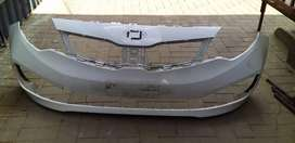 2016 SEDAN KIA RIO FRONT BUMPER AVAILABLE