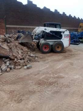 Rubble removal and site clearance