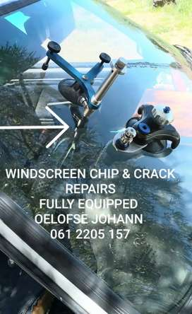 Windscreen chip & crack repairs Oelofse Johann