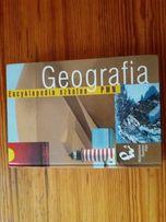Książki geografia encyklopedia PWN,biologia i inne
