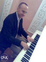 Пианист в ресторанах,клубах+уроки игры и эстр. вокал