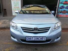 Toyota corolla professional 2.0 D4D 2008 for SELL