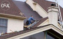 Кровельные работы с нуля, ремонт крыш, водостоков, мансардных окон