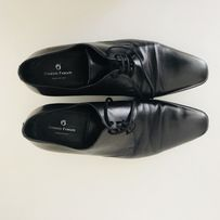 Туфли Giorgio Fabiani, р.42, ОРИГИНАЛ, кожа, идеальное состояние.