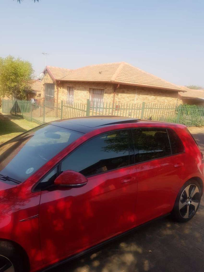 Golf 7 GTI DSG Comfortline with extended machanical plan included 0
