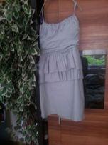Sukienka bastinka i żakiet
