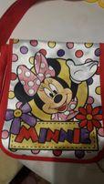 SIMBA Torba Listonoszka Color Myszka Minnie używana = pomalowana