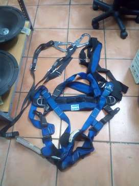 Double Lanyard 1.75m safety harness 10Feb21