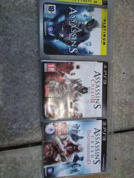 PS 3 games R80 each