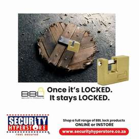 BBLInsuranceLock - your lock of choice !
