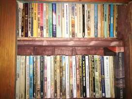 Louis LaMour and Wilbur Smith collection for sale