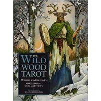 Карты Таро Ликого Леса (набор с книгой)