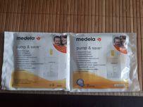 Продам пакеты для заморозки и хранения грудного молока Medela
