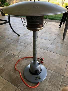 Alva gas heater