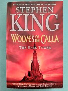 Wolves Of The Calla - Stephen King - The Dark Tower #5.