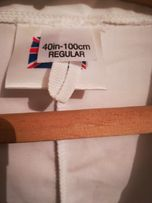 Халат медицинский, белый, новый 50 размер, Британия