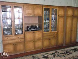 мебель для гостиной стенка сонет