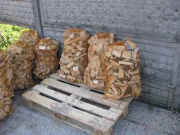 Drewno opałowe kominkowe 10zł rozpałka podpałka rozpałkowe transport