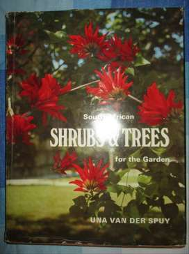 Shrubs and Trees for the Garden . signed