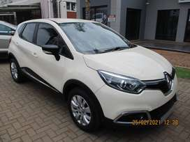 2016 RENAULT CAPTUR 900T EXPRESSION