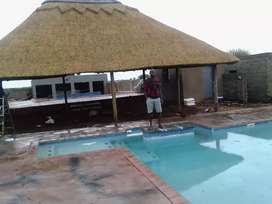 Gg thatching and swimming pools CV
