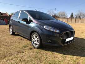 2013 Ford Fiesta EcoBoost Trend