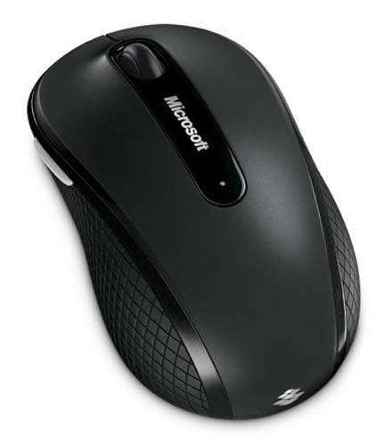 Microsoft Wireless Mobile Mouse 4000 0