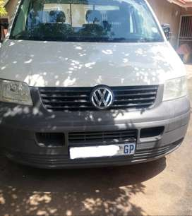 T5 1.9Tdi VW Transporter in Good Condition
