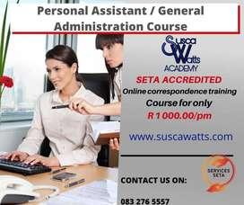 Personal Assistant course