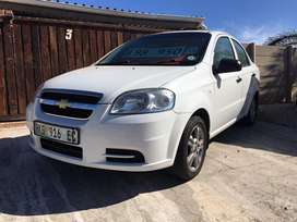 Chevy Aveo Sedan 1.5 manual