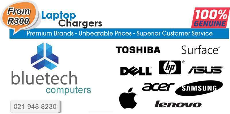 Lenovo original laptop chargers - All Models - From R300 0