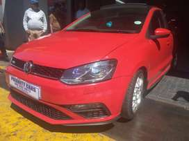 2014 Volkswagen Polo 6 for just 125k
