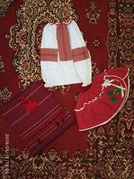 Костюм вишиванка сорочка рубашка юбка спідниця 6 - 9