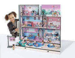 ЛОЛ Модный особняк с аксессуарами L.O.L. Surprise! House дом кукольный