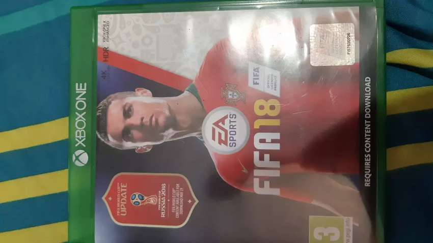 FIFA 18 for sale 0