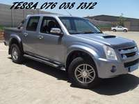 Image of 2013 Isuzu KB300D-Teq LX 4X4 P/U D/C excellent buy R229900 only 220500