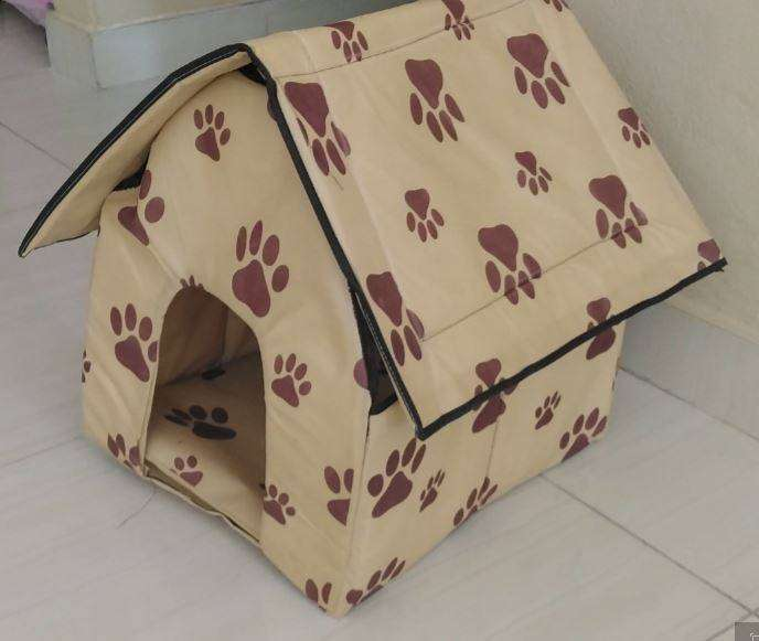 Brand New Portable Foldable Pet house for Small Dog Puppies & Cats 0