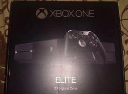 Xbox one Elite + игры + 2-й геймпад