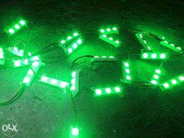 Dioda led moduł kolor zielony