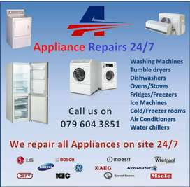 Appliance repairs and spares