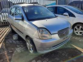 Kia Picanto 1.1 2004 Model - Stripping for Spares