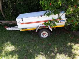 Invicta Trailer for sale.