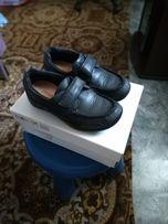Продам кожанные туфли-мокасины ф. Geox р.31 (20см)