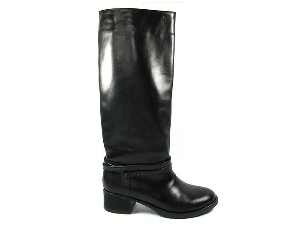 Высокие демисезонные кожаные сапоги с премиум кожи lordans Херсон - изображение 2