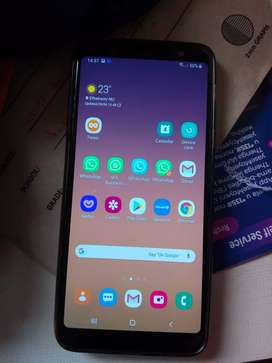 Samsung A6+ For Sell In Good condition