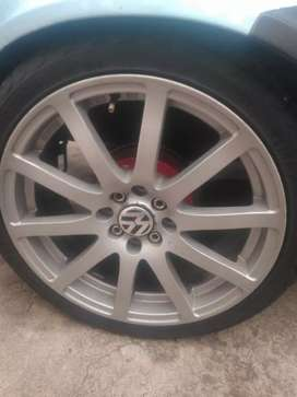 """17"""" mags and tyres 4/100 , 4/108 pcd"""