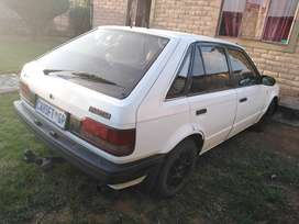 323 mazda,  2002 in good condition