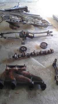 Image of Vw jetta mark2 spares