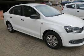 2012 VOLKSWAGEN POLO 6 SEDAN 1.6 MANUAL PETROL