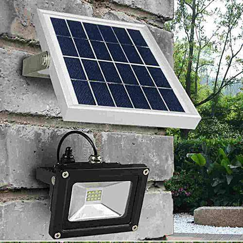 Solar floodlight 25W auto switch on and off during night and day 0